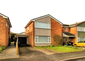 Thumbnail 4 bedroom detached house for sale in Beech Close, Alveston, Bristol