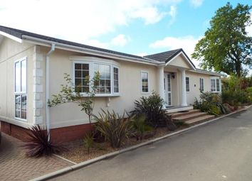 Thumbnail 3 bed mobile/park home for sale in The Glade, Ranksborough Hall, Langham, Rutland