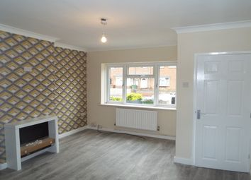 Thumbnail 2 bed property to rent in Glastonbury Crescent, Bloxwich, Walsall