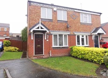 Thumbnail 2 bed semi-detached house to rent in Andersleigh Drive, Coseley, Bilston