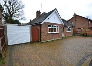 Thumbnail 3 bed detached bungalow for sale in Lee Street, Horley