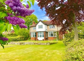 Thumbnail 4 bed detached house to rent in Stryt Isa, Hope, Wrexham