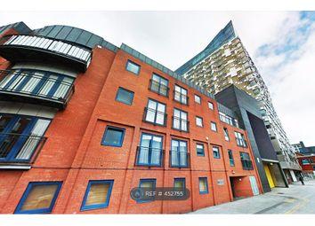 Thumbnail 1 bed flat to rent in Washington Wharf, Birmingham