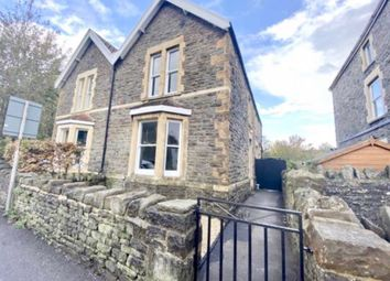 Thumbnail 3 bed semi-detached house for sale in Old Street, Clevedon
