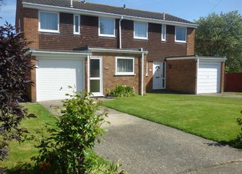Thumbnail 3 bed semi-detached house for sale in Canon Close, Borstal, Rochester