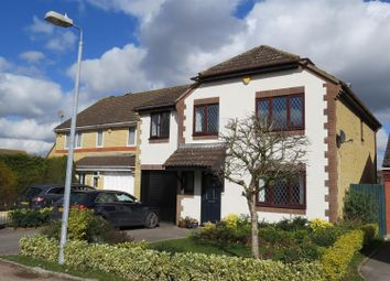 Thumbnail 5 bed detached house for sale in Heather Way, Calne