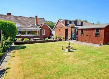 Thumbnail 2 bed semi-detached bungalow for sale in Findon Road, Findon Valley, West Sussex