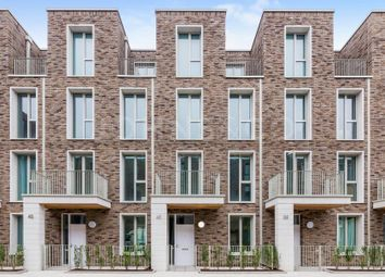 Thumbnail 3 bed terraced house for sale in Royal Wharf, Townhouse, London