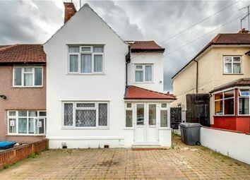 Thumbnail 5 bedroom semi-detached house for sale in Warren Road, London