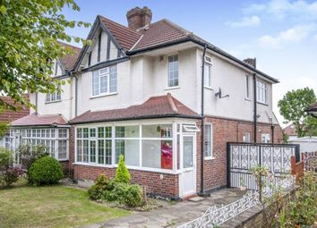 Thumbnail 3 bed semi-detached house for sale in Mead Way, Shirley, Croydon, Surrrey