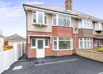 Thumbnail 3 bedroom semi-detached house for sale in Ensbury Park, Bournemouth, Dorset