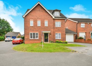 Thumbnail 6 bed detached house for sale in Dodsley Way, Clipstone Village, Mansfield, Nottinghamshire
