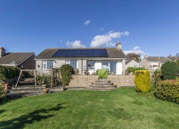 Thumbnail 3 bed detached bungalow for sale in Allithwaite Road, Flookburgh, Grange-Over-Sands