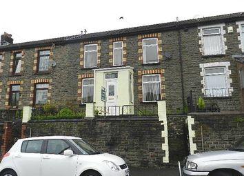 Thumbnail 3 bed terraced house for sale in Bryn Terrace, Ystrad
