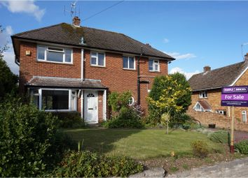 Thumbnail 4 bed detached house for sale in Thistlebarrow Road, Salisbury