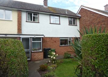 Thumbnail 3 bed terraced house for sale in Hillside Avenue, Hereford
