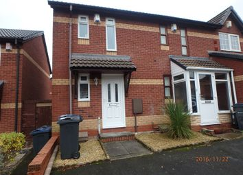 Thumbnail 1 bed terraced house to rent in Sunbeam Way, Kitts Green, Birmingham