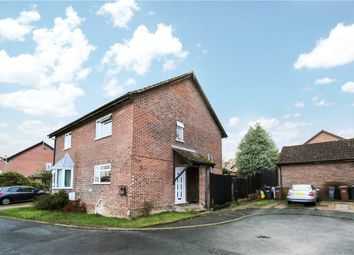 Thumbnail 3 bed semi-detached house for sale in Launcelyn Close, North Baddesley, Hampshire