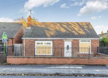 Thumbnail 2 bed bungalow for sale in East Lane, Stainforth, Doncaster