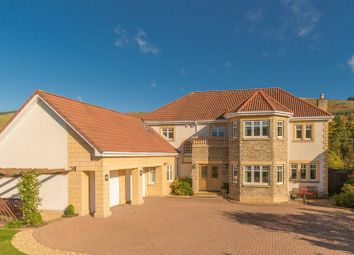 Thumbnail 5 bedroom detached house for sale in Glendale, 21 St. Bryde's Way, Cardrona, Peebles