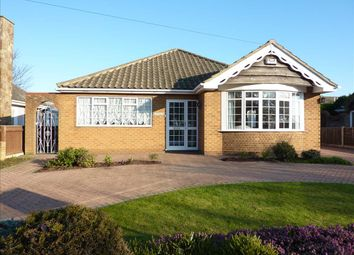 Thumbnail 3 bed detached bungalow for sale in Denby Drive, Cleethorpes