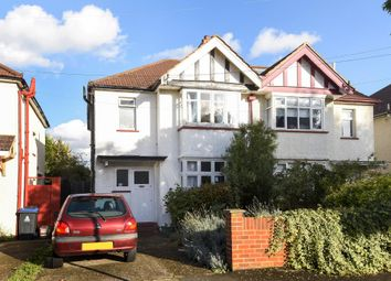 Thumbnail 3 bed semi-detached house for sale in Kingsmead Avenue, Surbiton