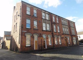Thumbnail 1 bed flat to rent in Thurnams House, Carlisle, Carlisle