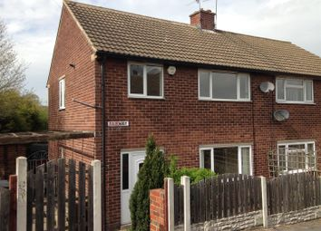 Thumbnail 3 bed detached house to rent in Fairway, Dodworth, Barnsley
