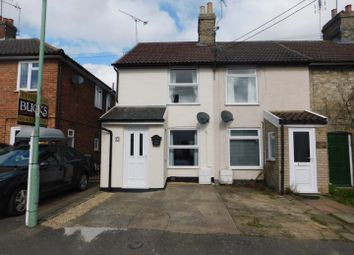 Thumbnail 3 bed end terrace house for sale in Bridge Street, Stowmarket