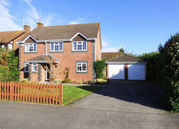Thumbnail 4 bed detached house for sale in Brome Road, Abbeymead, Gloucester