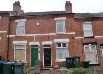 Thumbnail 3 bedroom terraced house to rent in Humber Avenue, Stoke, Coventry