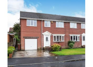 Thumbnail 4 bed semi-detached house for sale in Stonecliffe Drive, Wakefield