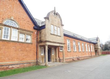 Thumbnail 1 bed flat for sale in Old School Lane, Creswell, Worksop