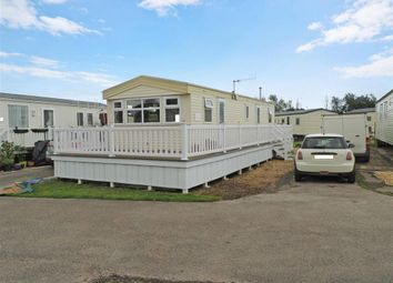 Thumbnail 2 bed mobile/park home for sale in Vinnetrow Road, Chichester, West Sussex