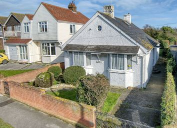 Thumbnail 2 bed detached bungalow for sale in Reculver Road, Beltinge, Herne Bay, Kent