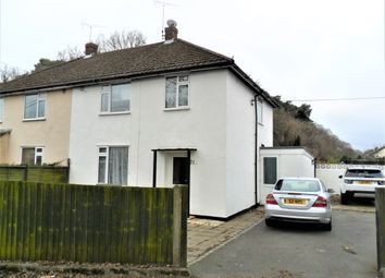 Thumbnail 3 bed semi-detached house to rent in Chalet Hill, Bordon