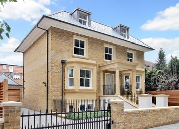 Thumbnail 5 bed detached house for sale in Albany Park Road, Kingston Upon Thames