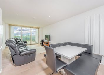 Thumbnail 2 bed flat for sale in Liner House, 3 Royal Wharf Walk