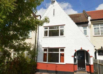 Thumbnail 3 bed terraced house to rent in Brockenhurst Gardens, Mill Hill