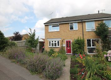 Thumbnail 4 bed end terrace house for sale in Heathfield, Crawley, West Sussex.