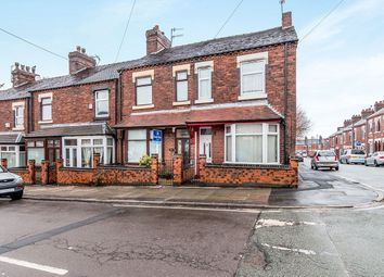 Thumbnail 2 bed terraced house for sale in Barthomley Road, Stoke-On-Trent