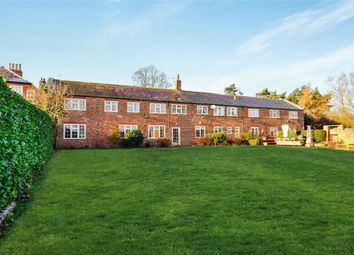 Thumbnail 5 bedroom detached house for sale in Main Street, Thorganby, York