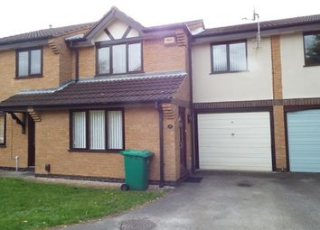 Thumbnail 3 bed property to rent in Plaza Gardens, Basford