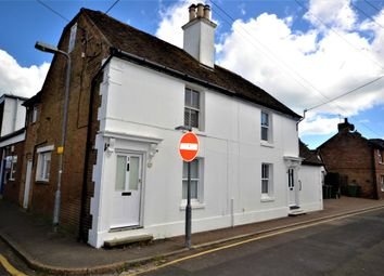 Thumbnail 3 bed semi-detached house for sale in Virginia Cottages, Rome Road, New Romney, Kent