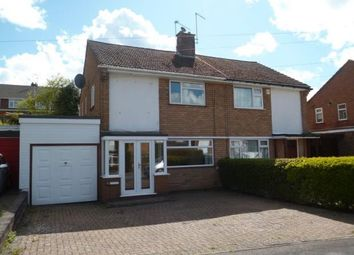 Thumbnail 3 bed semi-detached house to rent in Farmdown Road, Stafford