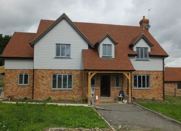 Thumbnail 5 bed detached house to rent in Howbourne Lane, Buxted