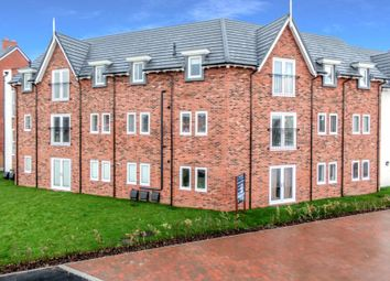 Thumbnail 2 bed flat for sale in Reaseheath Way, Henhull, Nantwich