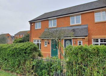 Thumbnail 3 bed end terrace house for sale in Cranesbill Drive, Bicester