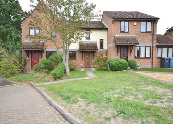 Thumbnail 2 bed terraced house for sale in Beveren Close, Fleet, Hampshire