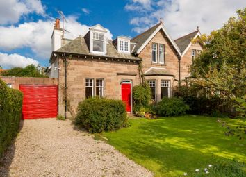 Thumbnail 4 bed semi-detached house for sale in 24 Spylaw Bank Road, Colinton, Edinburgh